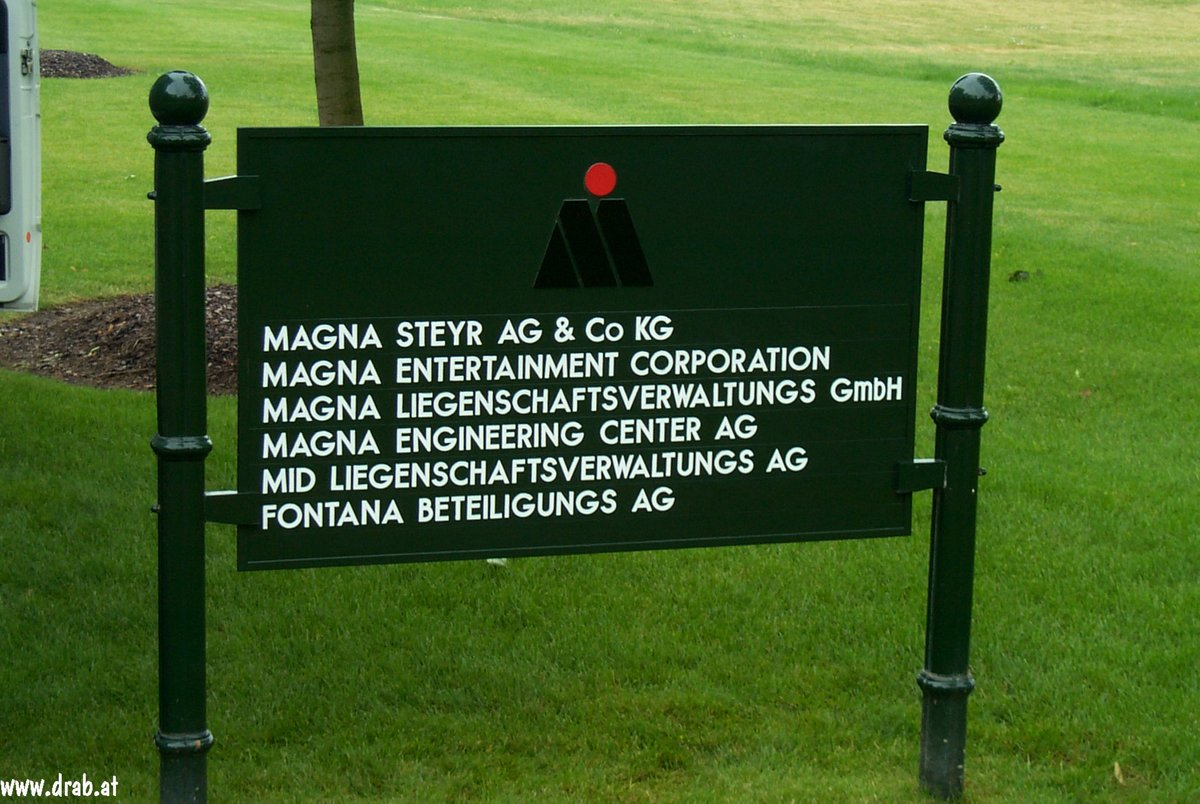 Europazentrale Magna