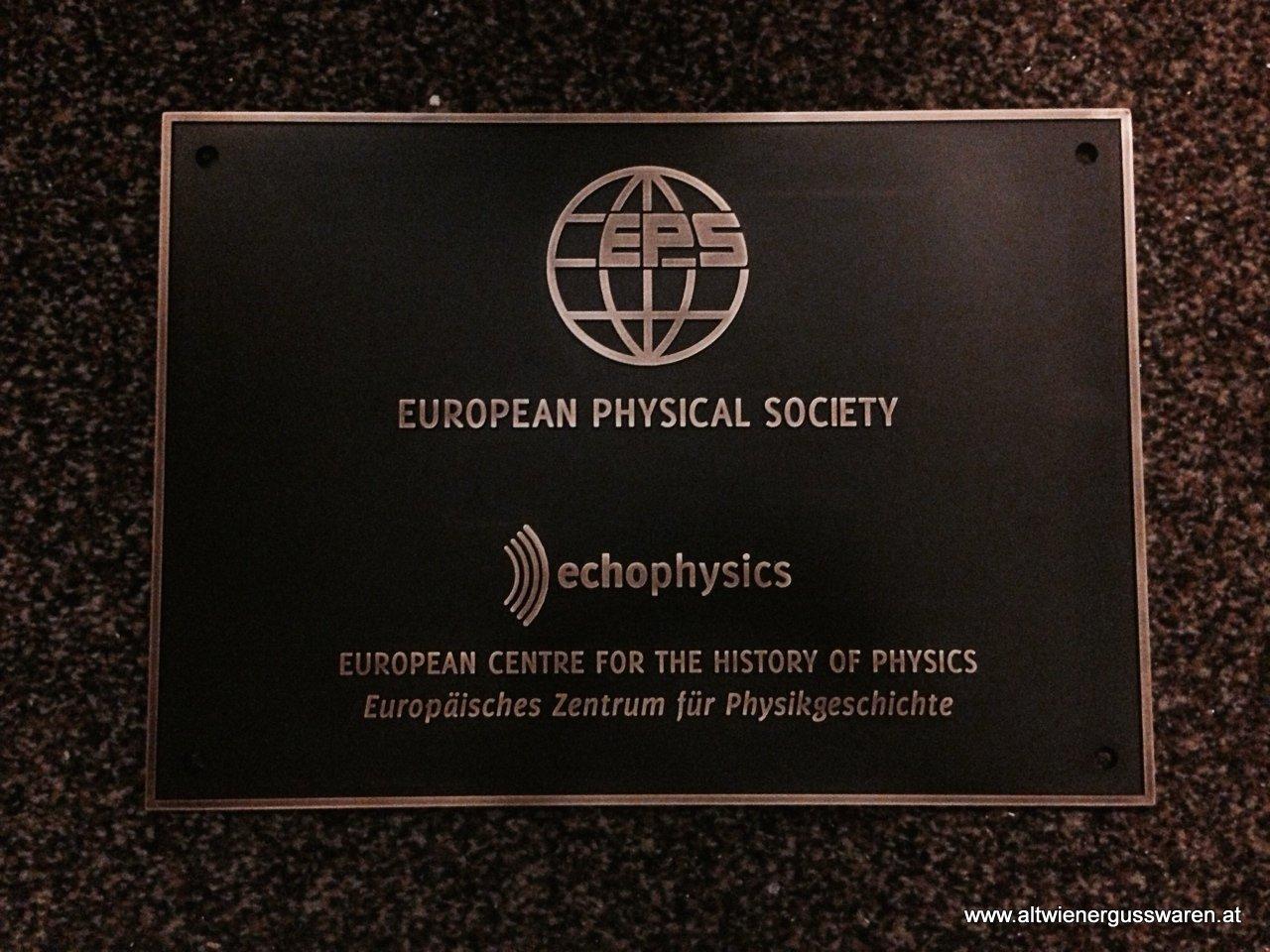 Europäisches Zentrum für Physikgeschichte