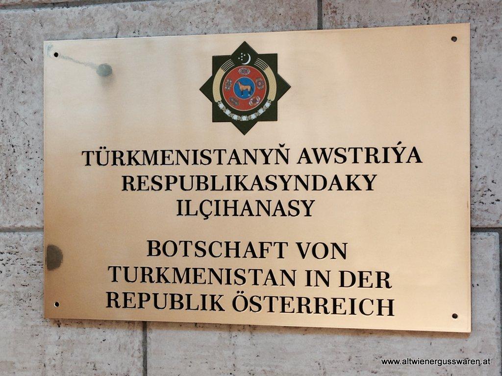 Botschaft Turkmenistan