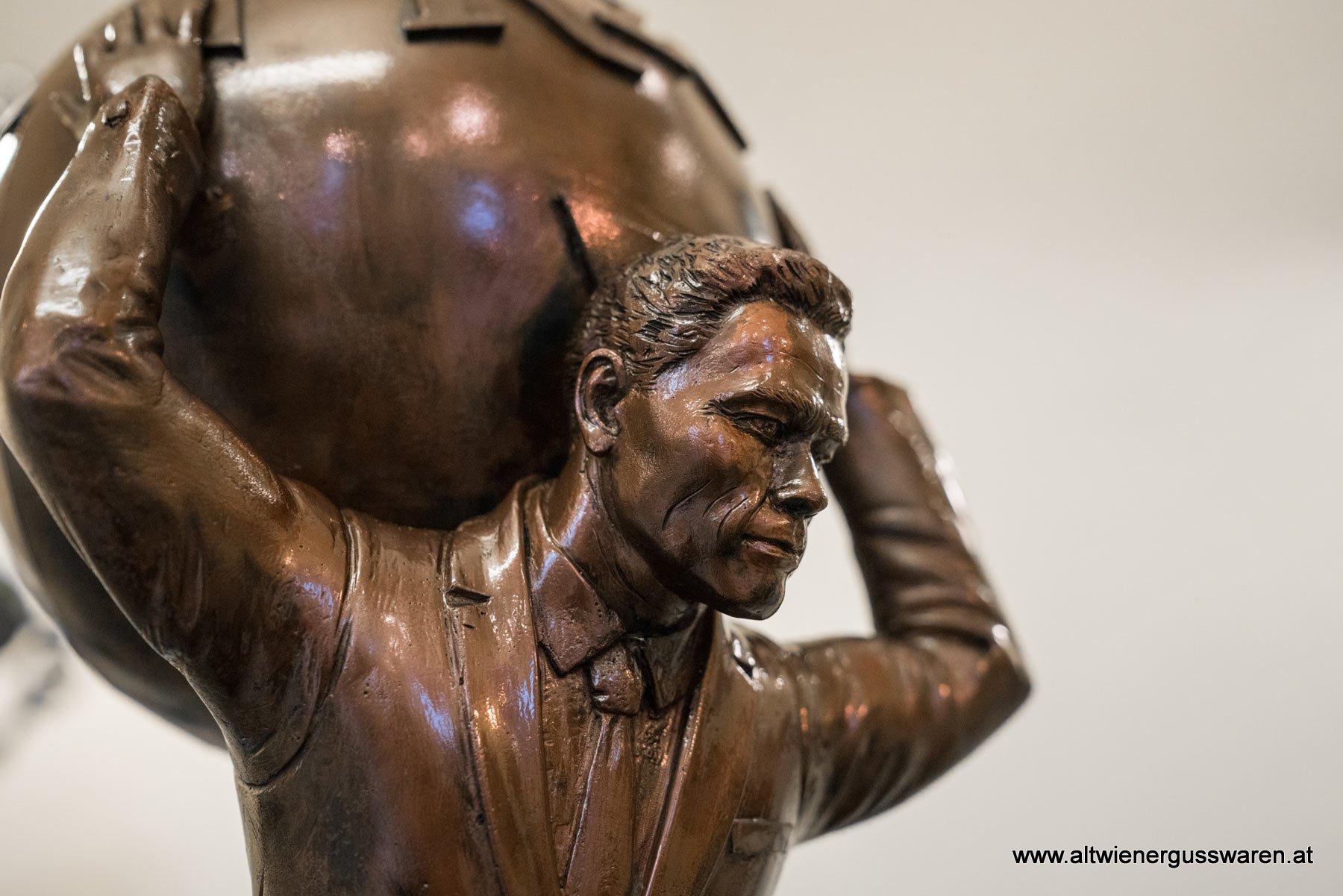 """Award """"Arnold Schwarzenegger - R20"""""""
