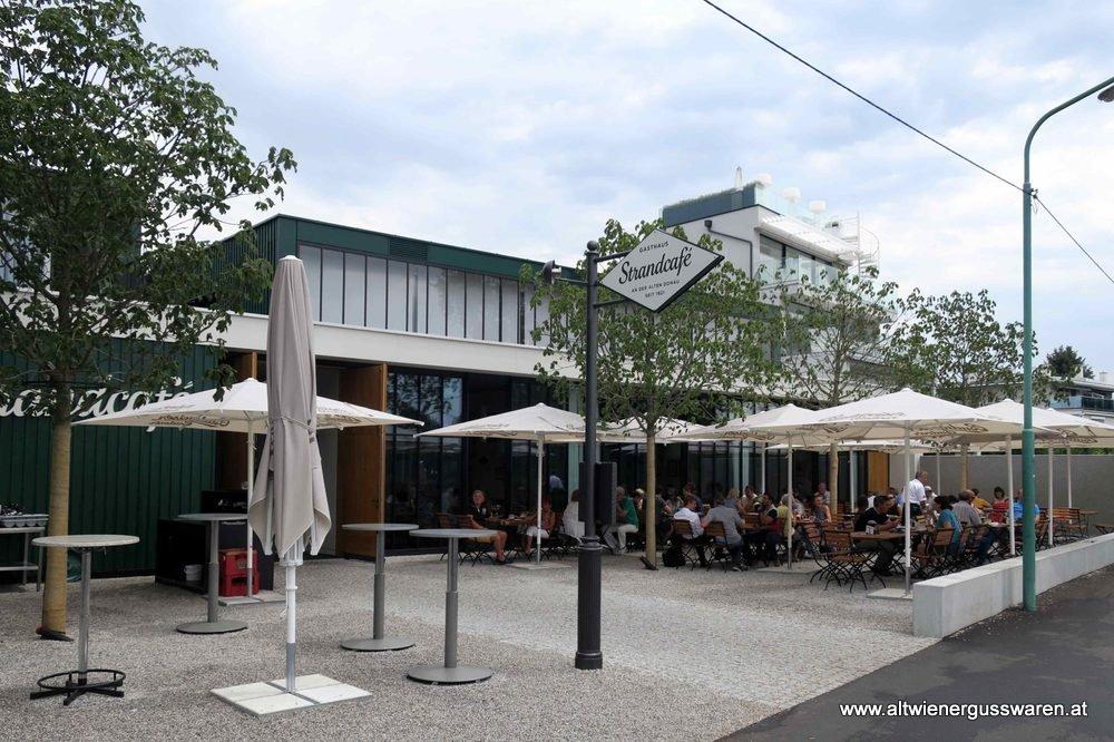 Strandcafe Alte Donau