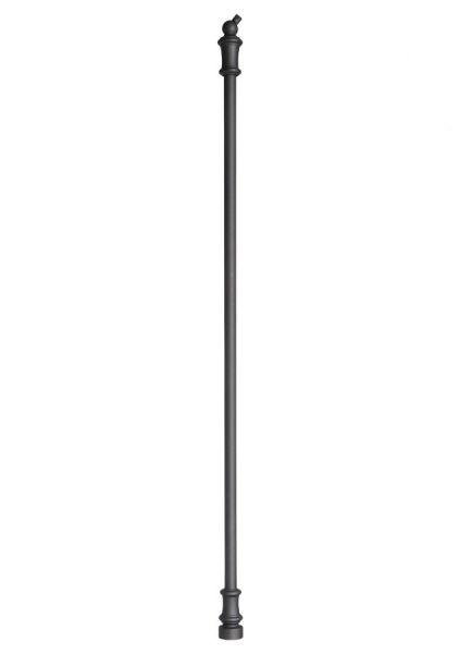 Geländersteher M522V vertikal