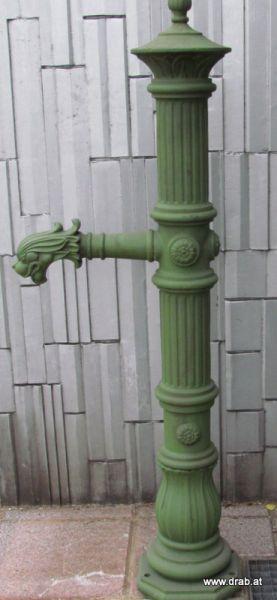 Standbrunnen aus Gusseisen grundiert
