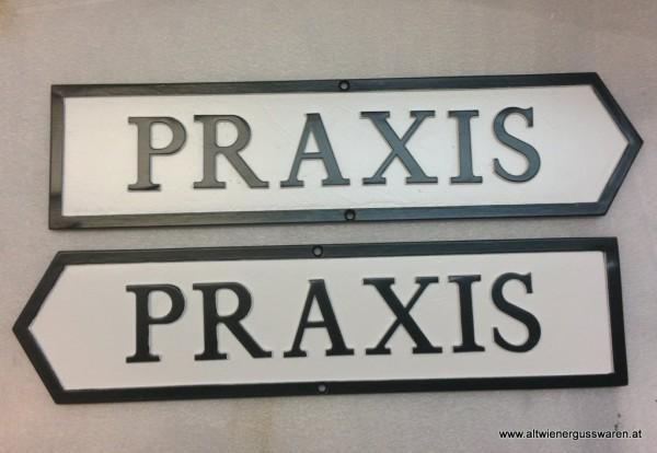 praxis_schilder_pfeil